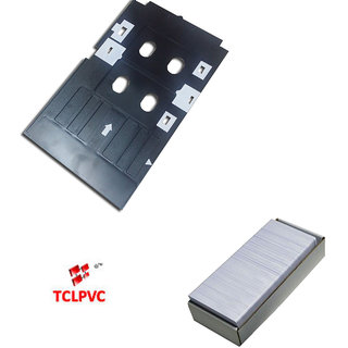 Buy Pvc Id Card Tray 200 Hd Cards Software Combo For Epson L805