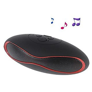 PREMIUM E COMMERCE Mobitron Rugby Bluetooth Speaker - (Color Per Availability)