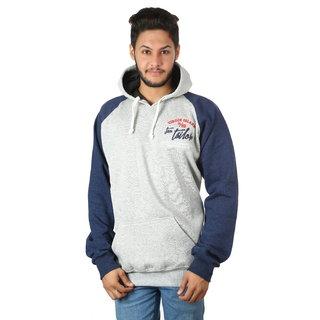 Kristof Grey Sweatshirt With Hood