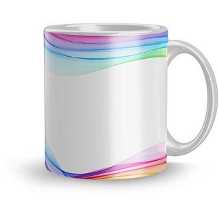 Lovekushcart Exclusive 320ml Ceramic Printed Mug Gift For Dad On Birthday Office Colleague Coffee Mugs