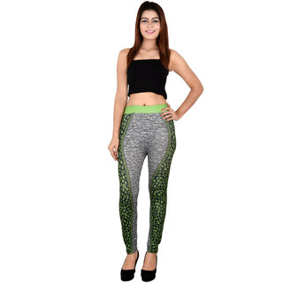 Printed legging Womens Stylish Leggings (Free Size)