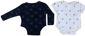 Baby Good Quality Rompers Combo (Set of 2)