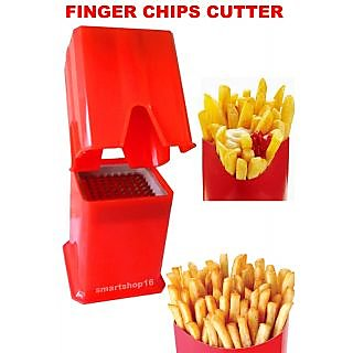 Potato Vegetable Finger Chipser
