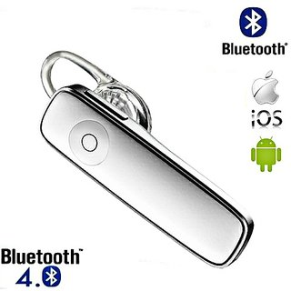 Oppo Bluetooth Handset in white colour