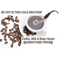Combo of 3 Mini Coffee,Water, milk heater cum boiler immersion rod