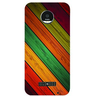 Printgasm Motorola Moto Z printed back hard cover/case,  Matte finish, premium 3D printed, designer case