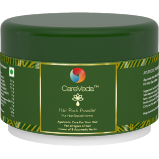 CareVeda Hair Pack for Hair Spa at Home