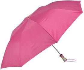 Swastik 2 Fold Umbrella Pink