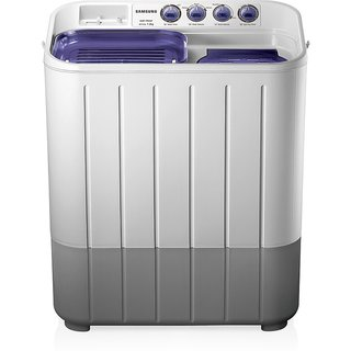 Samsung 7.2 Kg WT725QPNDMPXTL Semi Automatic Washing Machine (White)