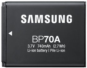 Samsung BP-70A Rechargeable Lithium-ion Battery bp70a