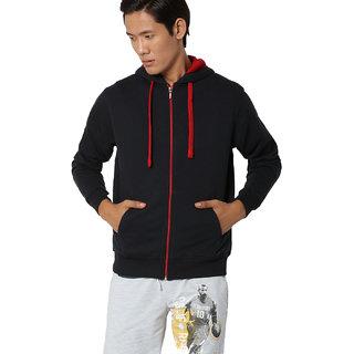 1b9976f242c2 Buy aarmy fit black poly mens jacket Online - Get 61% Off