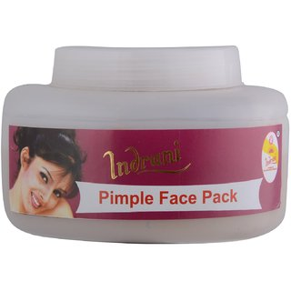 Indrani Pimple Face Pack