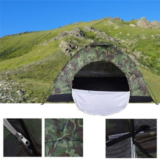 adc8e35f493 Buy Tradeaiza Junglee Tent - For 4 Pesrons(Brown) Online - Get 25% Off