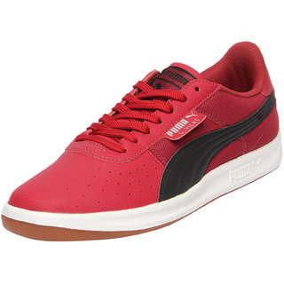 24a53ee05881 Buy Puma Men s G. Vilas 2 Core IDP Tibetan Red-Sil Casual Shoes ...