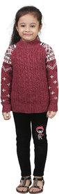Crazeis Sweater's Of Girl's