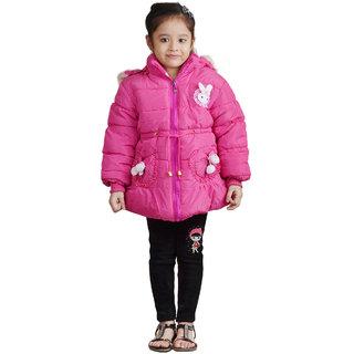 Crazeis Girls Full Sleeve Jacket