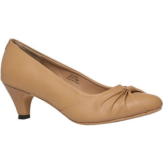 Footin Women Multicolor Heels
