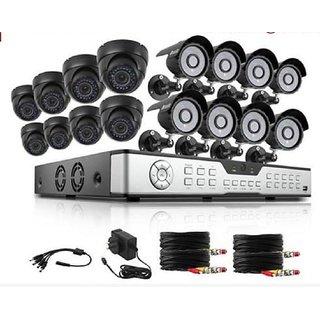 CCTV Camera and DVR ( Dome + Bullet )