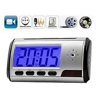 Spy Digital Table Clock Camera Spy Product