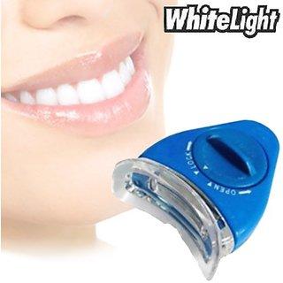 White Light Teeth Whitening System. Oral Care Dental Care Kit Dentist Kit