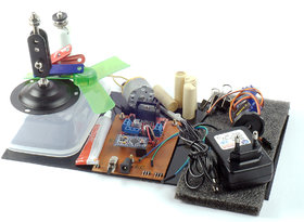 Bubble Robot - DIY Robotics Kit