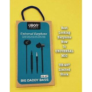 Ubon Universal Earphone