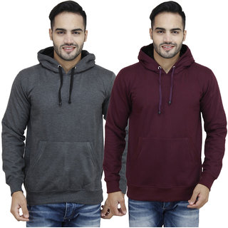 Hardy's Collection Wolenblend Sweatshirt for men