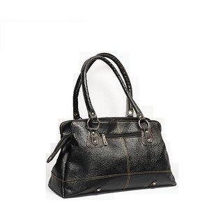 Bagizaa Box Handbag (Black) (MEST334)