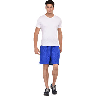 Blue Shorts for Men's by Fashion 7