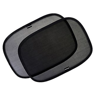 Pack of 4 PCs of Best Quality Black Car Foldable Window Glass Sun Shade
