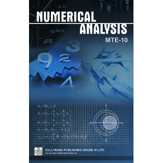 MTE10 Numerical Analysis (IGNOU Help book for MTE-10  in English Medium)