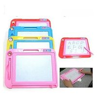 Educational Magnetic Magic Drawing Board And Slate For Kids
