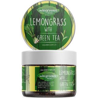 Wingreens Farms Green Tea - With Lemongrass