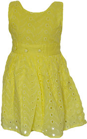 Faynci Stylish and Trendy Frock for little princess
