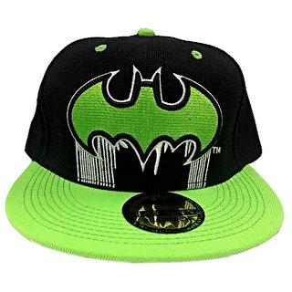 ec6446d6c9766 Online Batman Snapback   Hiphop Cap Prices - Shopclues India