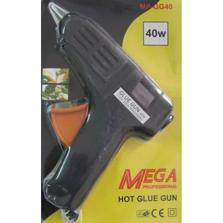 BLACK HORSE Multi Purpose Glue Gun // 40 WATTS WITH FACILITY OF SAFE AND EASY USE