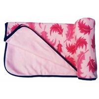 JK Handloom Antipiling Fleece Double Ply Blanket Double Bed TP