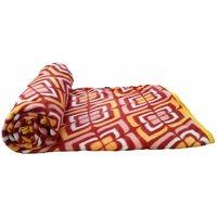 JK Handloom Antipiling Fleece Double Ply Blanket Double Bed Tys