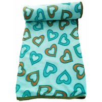 JK Handloom Antipiling Fleece Double Ply Blanket Double Bed Tg