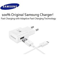 Combo - Charging Adapter + USB Cable  Charger - Universal For all mobiles