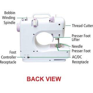 Tradeaiza Sewing Machine Sewing505A12Stitch Electric Sewing Machine ( Built-In Stitches 12)