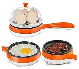 Tradeaiza th Mini Electic Boiler Steamer Non Stick Frying Pan Roaster Multipan Omelette Maker Egg Cooker002 Egg Cooker