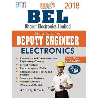 BEL Deputy Engineer Electronics Exam Books 2017