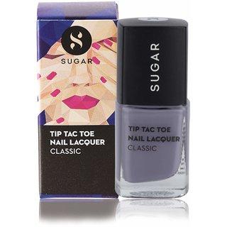SUGAR Tip Tac Toe Nail Lacquer - 010 Grays Of God (Lavender)