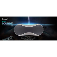 Toreto Soundstar Bluetooth& NFC Portable Rechargeable Speaker With TF Card Slot