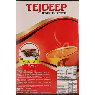 Tejdeep Masala Flavour Instant Tea Premix