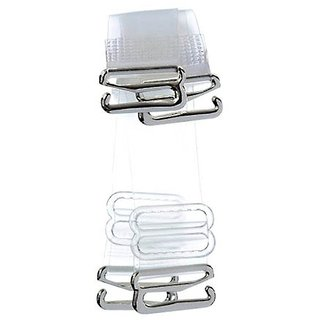 Clear transperant bra straps pack of 2 pairs