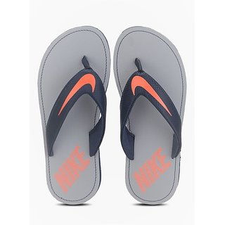 super popular b5e6c c9b7e Nike Chroma Thong IV Grey Slippers