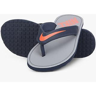 Nike Chroma Thong IV Grey Slippers