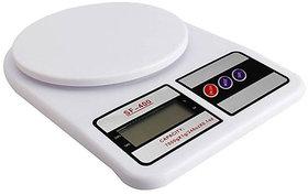 White Kitchen Weight Scale Machine- 10 KG